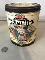 Vintage Tootsie Roll 100Th Anniversary 1896-1996 Collector Tin