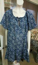 NWOTS Ivy & Isabel dress.SzS.Fit to 12Bohemian indian cotton.Fremantle dsgnr.