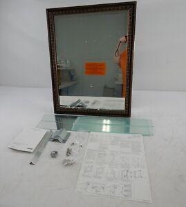 "KOHLER 2967-BR1 - 20"" Bathroom Medicine Cabinet with Mirror (Oil-Rubbed Bronze)"