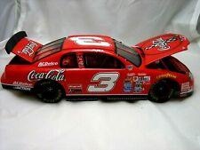 Dale Earnhardt Sr. #3 1998 Coca Cola  Chevy Monte Carlo 1/24 diecast NASCAR