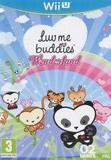 Luv Me Buddies Wonderland WIIU - LNS