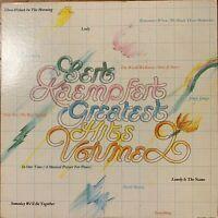 BERT KAEMPFERT  GREATEST HITS VOLUME 2 VINYL LP  DECCA DL7-5367  EXCELLENT