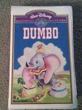Walt Disney Classic Vhs Lot Of 2 - Peter Pan and Dumbo