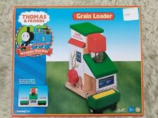 NEW Thomas Train & Friends Grain Loader Wood 2000 Wooden Railway Learning Curve