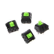 4x Green RGB switches for Razer blackwidow Chroma Gaming Mechanical Keyboard