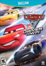 Cars 3: Driven to Win (Wii U)