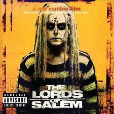 The Lords of Salem [Original Soundtrack] [PA] by Griffin Boice/John 5 (CD, Apr-2013, Universal)