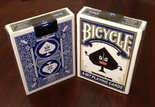 CARTE DA GIOCO BICYCLE 8-BIT TRADITIONAL BLUE,poker size