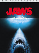 JAWS 30th Anniversary Edition 2-DVD box set WITH COMMEMORATIVE BOOK + slipcase!