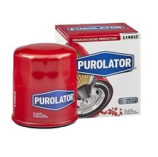 Engine Oil Filter-Oil Filter Purolator L14612 (Pack of 2)