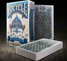 Americana Civil War Deck Bicycle Playing Cards Poker Size USPCC Limited Custom