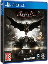 JUEGO PS4 Batman Arkham Knight + Exclusivo DLC - FISICO NUEVO Y PRECINTADO