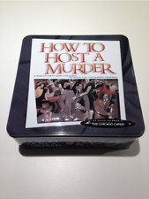 How to Host A Murder The Chicago Caper in a Tin Game 2003 Episode 9