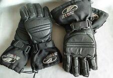 2 Paar Polo Drive Motorrad Biker Leder Handschuhe Gr. M & L