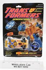 G2 Leadfoot 100% Complete MIB 1994 Vintage Hasbro Transformers Action Figure