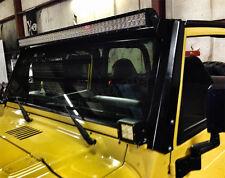 Motobilt Jeep TJ LJ 50 Inch LED Light Bar Brackets