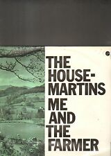 THE HOUSEMARTINS - me and the farmer EP 12""