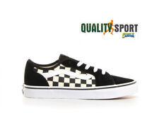 Vans Filmore Decon Nero Scacchi Scarpe Donna Sportive Sneakers VN0A45NM5GX1 2020