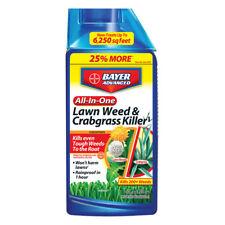 BAYER ADVANCED 32-fl oz Weed Killer Plus Crabgrass Control Lawns Liquid Ready