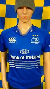 Leinster Official Canterbury Rugby Union Jersey Shirt (Adult Small)