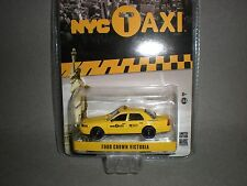 1/64th Greenlight New York City  Ford Crown Victoria Taxi