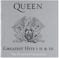 Queen - Greatest Hits: I II & III Collection (Box CD) • NEW • Bohemian Rhapsody