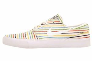 Nike Zoom Janoski CNVS RM PRM Skate Boarding Mens SB Shoes AQ7878-100