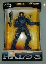 "McFarlane 12"" Giant Sized Halo 3 Mark VI Spartan Soldier Blue Wal-Mart Exclusive"