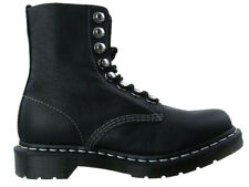 Damen Stiefel Dr Martens Pascal Virginia Hardware Ankle Boot Black 1460 26104001
