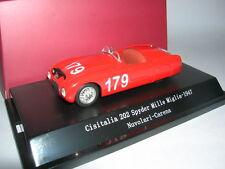 Starline Cisitalia 202 Spyder Mille Miglia 1947 Nuvolari-Carena rot  #179, 1:43