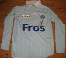 Trikot Sonderjyske vintage jersey Mitre Fros Superliga XL longslleeve XL Denmark