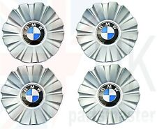BMW F07 F01 F04 NEW GENUINE  ALLOY WHEEL HUB CENTER CAPS SET OF FOUR STYLE 253