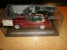 IXO  1/43  Hotchkiss Antheor cabriolet 1953         MIB (18/011)