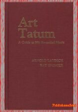 ART TATUM A Guide to His Recorded Music jazz discography Excellent Inscribed