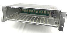 "Axis 241Q 19"" Rack Mount Video Server Blade Chassis, 3RU Bare Bones 0192-001"