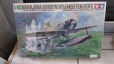 Tamiya Nakajima A6M2N - 1:48 No. MA 117 - Float Plane Fighter Model Kit - NEW