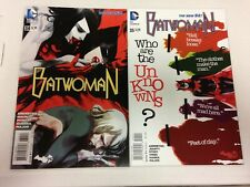 Batwoman #34 35 36 37 38 39 40 Annual #1 New 52 Futures End 3-D cover