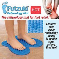 HOT 1Pc Futzuki Reflexology Foot Relief Mat Pain Relieving 2800 Points Massagers