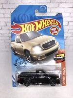 2020 Hot Wheels '99 Ford F-150 SVT Lightning w/Real Riders SUPER CUSTOM Made 👀