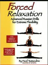 Forced Relaxation Advanced Russian Drills Extreme Flexibility 1 Dvd B570