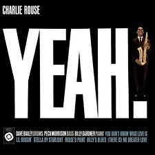 Charlie Rouse - Yeah [New CD] UK - Import