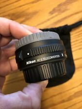 Nikon AF-S Teleconverter TC-14E III 1.4x in great condition