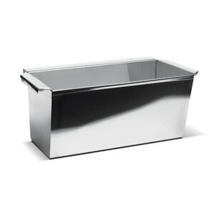 Drywite Stainless Steel Batter Tin Cafe Takeaway Catering Restaurant Fish Chips