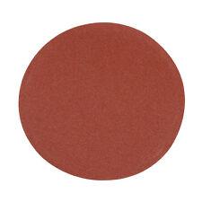 10pk 120 Grit Fine Self Adhesive Sanding Discs 150mm Sander Pad