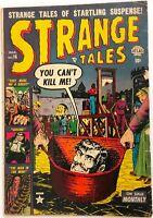 1953 Strange Tales No. 16 Golden Age Comic Fine