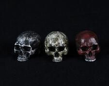 """COOMODEL OUR50006 1/6th Skeleton Skull Head F/12""""Action Figure Models 3pcs"""