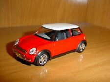 NEW MINI RED-WHITE TOP 2000 1:43 MINT WITH BOX!!!