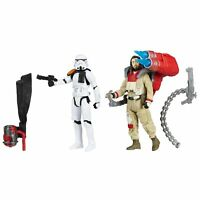 Disney Star Wars Rogue One 'Baze Malbus & Stormtrooper' Action Figure Toy Gift