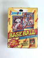 1991 DONRUSS BASEBALL SERIES I WAX PACK BOX-FACTORY SEALED