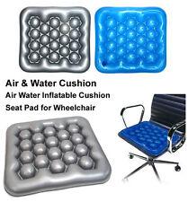 Wheelchair Cushion Air Water Pressure Seat Inflatable Cushion x 5(pcs)